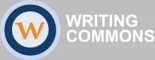 Writing Commons Logo