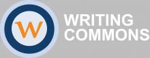 Writing Commons Logo